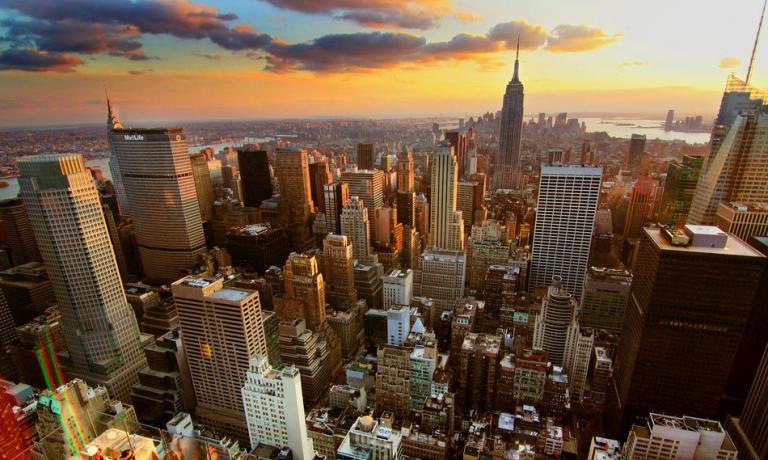 Prima parte dell'articolo che Paolo Marchi ha scritto per la Guida ai ristoranti di Identit� Golose 2014, editore Mondadori, e che ripubblichiamo in questi giorni per tutti coloro che prossimamente visiteranno la citt� statunitense. Dove Identit� Golose torner� dal 9 al 12 ottobre per la quinta edizione di Identit� New York