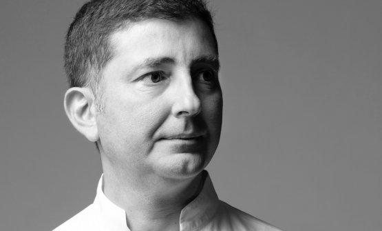 Pietro D'Agostino, chef del ristorante La Capinera