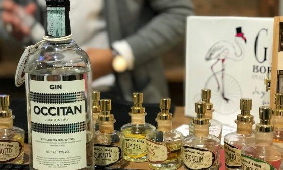 L'Occitan Gin è prodotto dalla Bordiga, in provincia di Cuneo