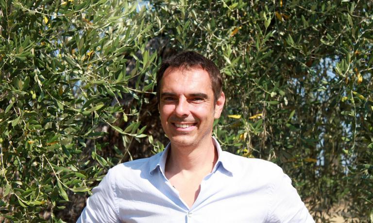 Patron Giorgio Franci segue con cura lo sviluppo dell'azienda