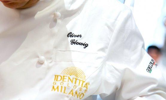 Oliver Glowig è a Identità Golose Milano ancora