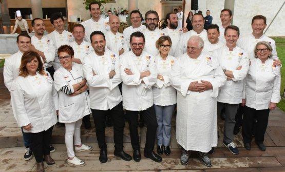 Gli chef di East Lombardy
