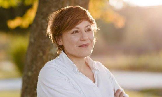 Antonia Klugmann, triestina di nascita e friulana