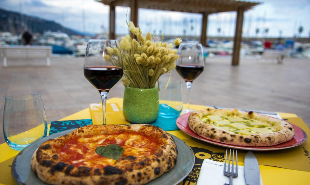 LaPecora Negra, la pizzeria di Colagreco aperta nel settembre 2019 (foto Fine Dining Lovers)
