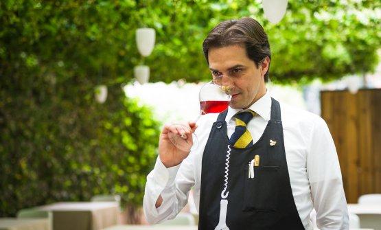 Oscar Mazzoleni, anima del Carroponte (foto Stefano Borghesi)