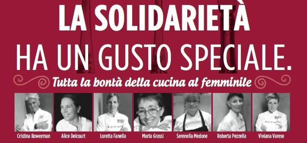 Il prossimo appuntamento coi vini delle Donne del Vino? Il pranzo benefico del 23 ottobre a Milano presso l'Opera San Francesco(leggiqui)