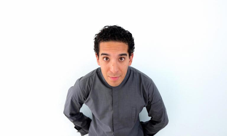 Lo chef messicano Oswaldo Oliva, formatosi in Spag