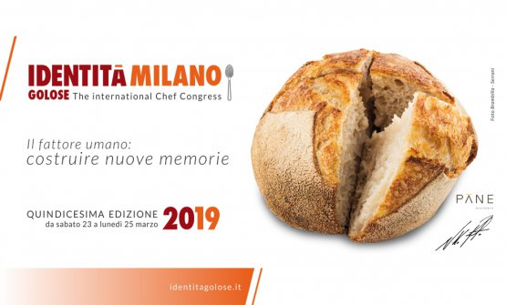 Pane by Niko Romito will be the emblem dish of