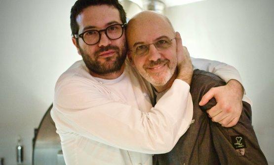 Giuseppe Iannotti e Franco Pepe: a Authentica del
