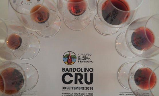 L'evento Bardolino Cru si è svolto nei giorni scorsi a Verona, presso le sale di Palazzo della Gran Guardia