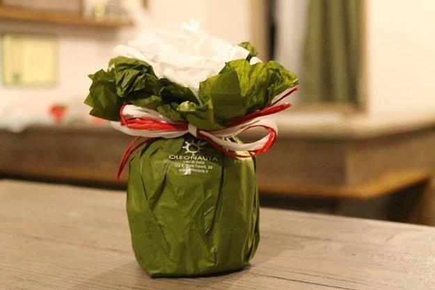 Pacchetto regalo dell'Oleonauta