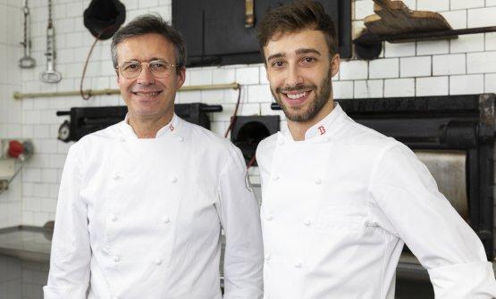 Andrea e Giacomo Besuschio
