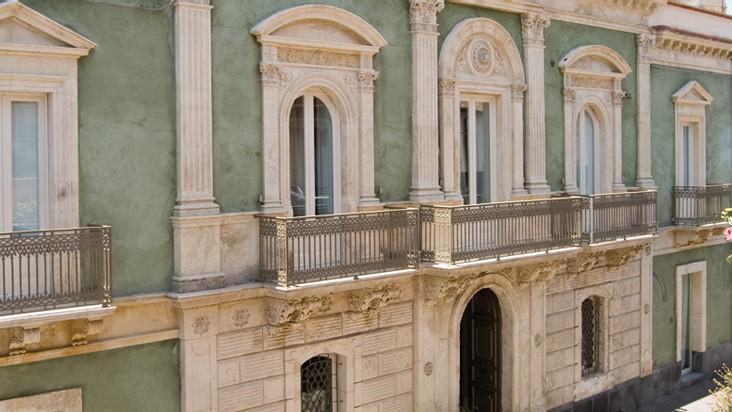 Il palazzo dello Shalai