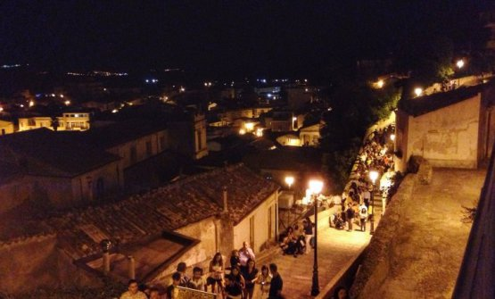 Palazzolo Acreide by night