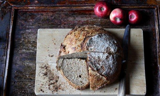 Il Pan di pane contenuto nel libro diSabrine d&#