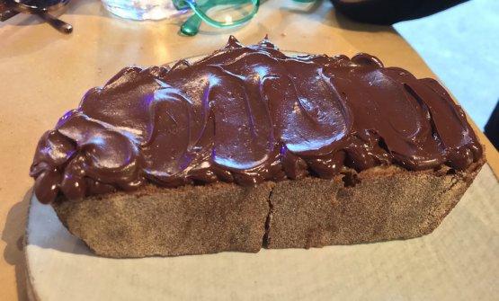 Pane e cioccolata da ALT a Castel di Sangro