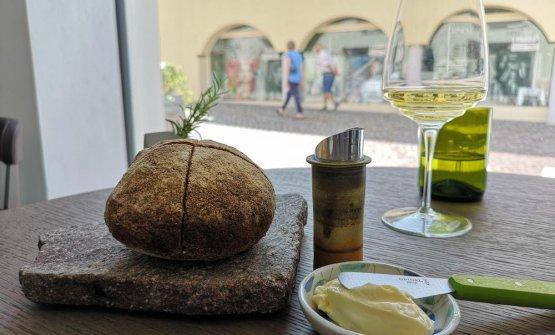 Pane e burro di malga