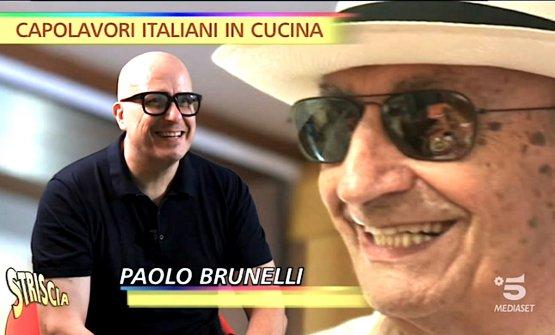 Due generazioni di Brunelli in un curioso fermo im