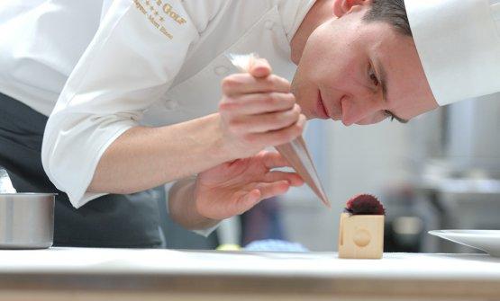 Paolo Griffa da fine novembre è chef al Grand Hotel Royal e Golf di Courmayeur