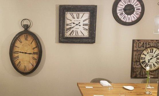 La sala deIl Tempo Sospeso,via Badetto12,�