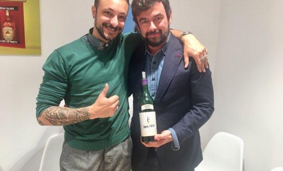 Diego Rossi e Riccardo Pasqua