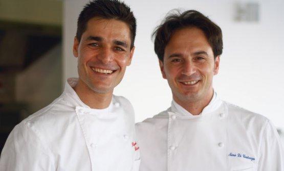 Pasquale Palamaro (Indaco del Regina Isabella) e Nino Di Costanzo (Danì Maison),promotori della terza edizione di Ischia Safari, 18 e 19 settembre
