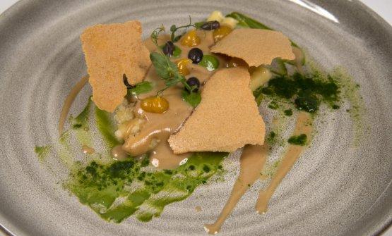 Pasta e fagioli, albicocche e basilico, l'altro piatto di Cuomo