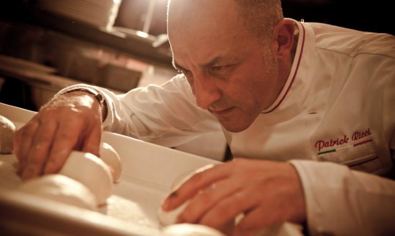 Patrick Ricci, della pizzeria Pomodoro & Basilico