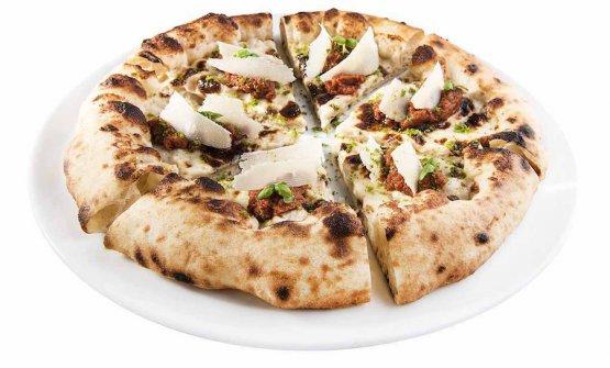 La pizza Scarpetta di Franco Pepe
