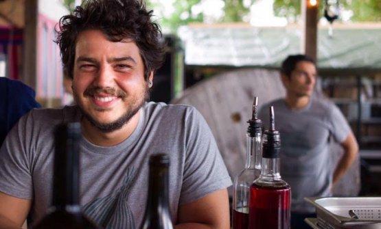 Alessandro Perricone: 30 anni, vive da 7 annia C
