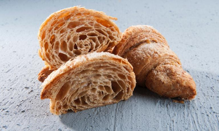 Il croissant vegano di Roberta Pezzella