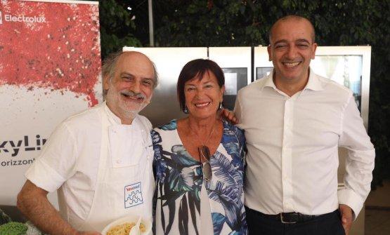 Corrado Assenza e Pino Cuttaia