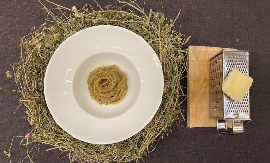 Spaghetti Benedetto Cavalieri ai profumi dello Zon