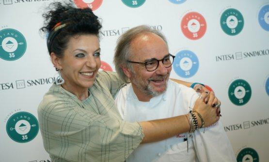Cinzia Ferro e Marco Sacco
