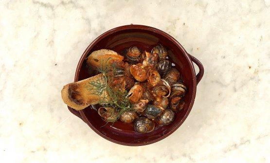 Sizzicorrus cun bagna: il piatto