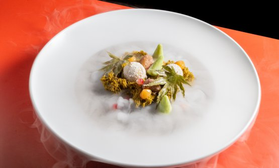Autunno: il piatto dell'autunno di Alberto Bas