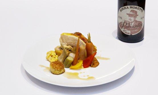 Il piatto diPaolo Mautino