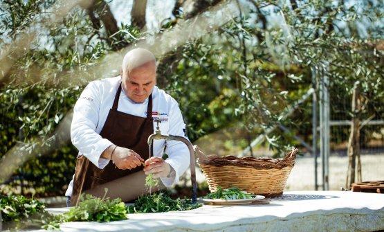 Pietro Zito, custode degli orti e della cucinadi