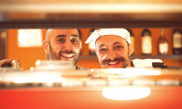 Pietro Caroli e Diego Rossi (foto Paolo Zuf)