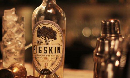 Il Pig Skin fa un passaggio nelle botti della Vernaccia di Oristano: prodotto dalla Silvio Carta, in Sardegna