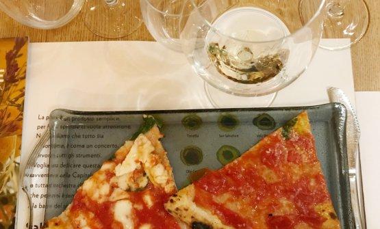 Le pizze di Francesco Salvo hanno centrato l'obiettivo