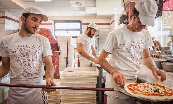 Adesso inizia il futuro della pizza