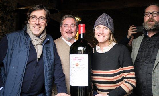 I Planeta:Alessio, Santi, Francesca e Vito
