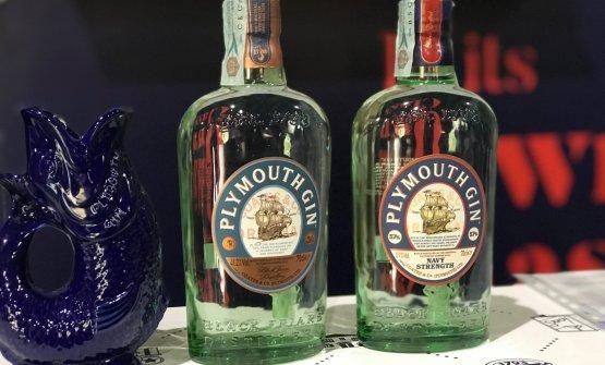 Il Plymouth è uno dei capisaldi del Gin nel mondo