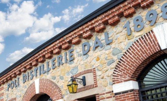 La distilleria Poli è a Schiavon, in provincia di