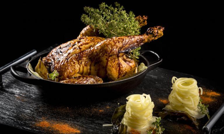 Il Pollo in due
