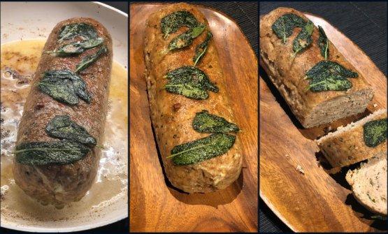Un invitante polpettone: la ricetta casalinga di R
