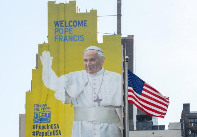 ACCLAIMED. Pope Francis'recent apostolic journey from 19th till the 28th September included Cuba and the US