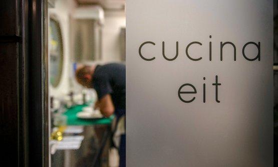 Patron Pino Cau ha scelto lo chef Luigi Nastri per il nuovo ristorante Eit, negli spazi ex Pipero al Rexdell'hotel Rex di Roma