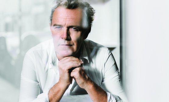 Alain Passard, 62 anni, dal 1986 chef del ristoran